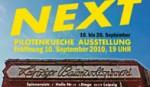 Ausstellung // NEXT // Spinnerei-Leipzig