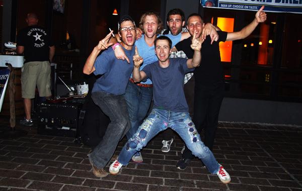 die Austin Band